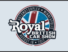 Royal British Car Show Logo