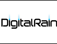 Digital Rain Marketing Logo