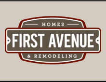 First Avenue Homes & Remodeling Logo