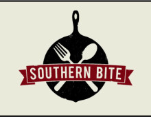 Southern Bite Food Blog Logo