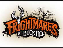 Frightmares at Buck Hill Logo